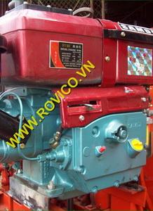 Động cơ dầu D10 Máy trộn bê tông