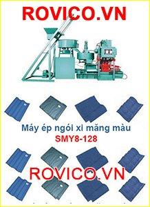 Máy ép ngói màu SMY8-128